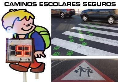 Camino escolar seguro